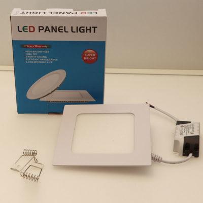 led panel kvadrat